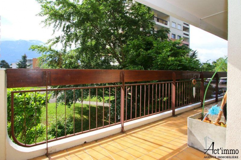 Vente appartement Echirolles 220000€ - Photo 2