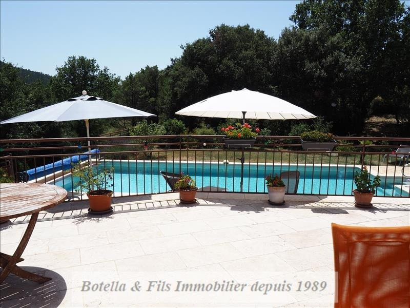 Deluxe sale house / villa Uzes 595 000€ - Picture 9