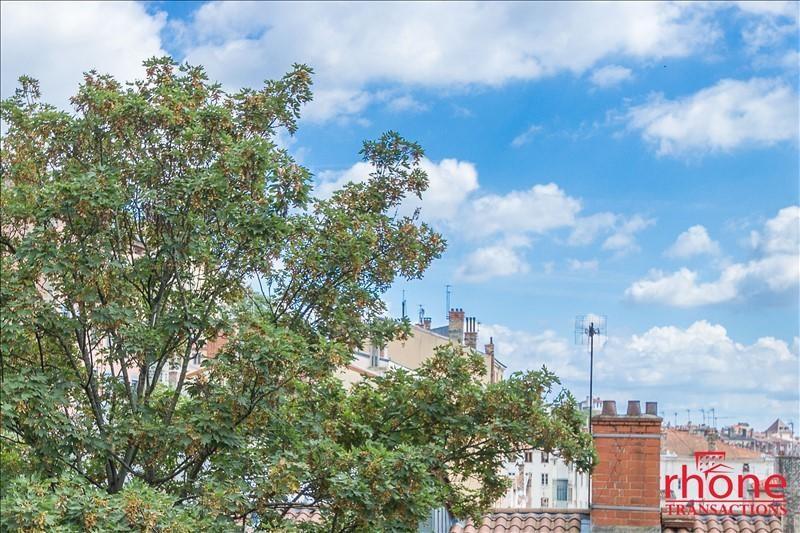 Produit d'investissement appartement Lyon 4ème 147000€ - Photo 3