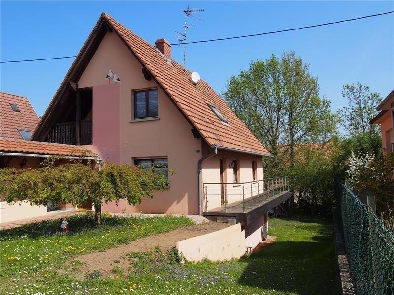 Sale house / villa Eckwersheim 340000€ - Picture 1