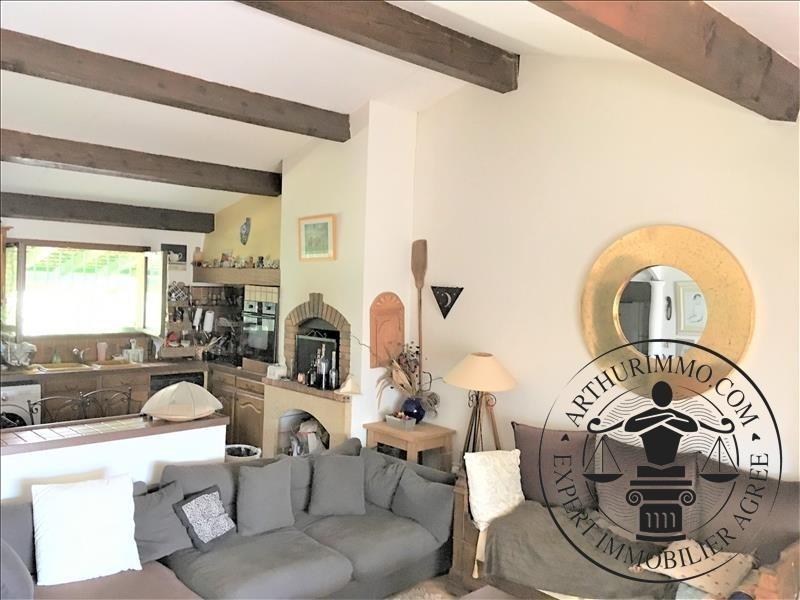Sale house / villa Alata 390000€ - Picture 7
