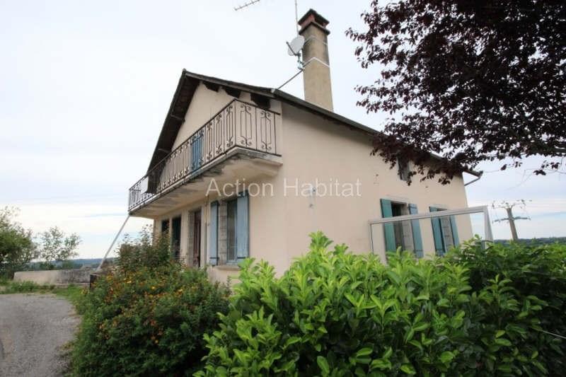 Sale house / villa St andre de najac 90100€ - Picture 1
