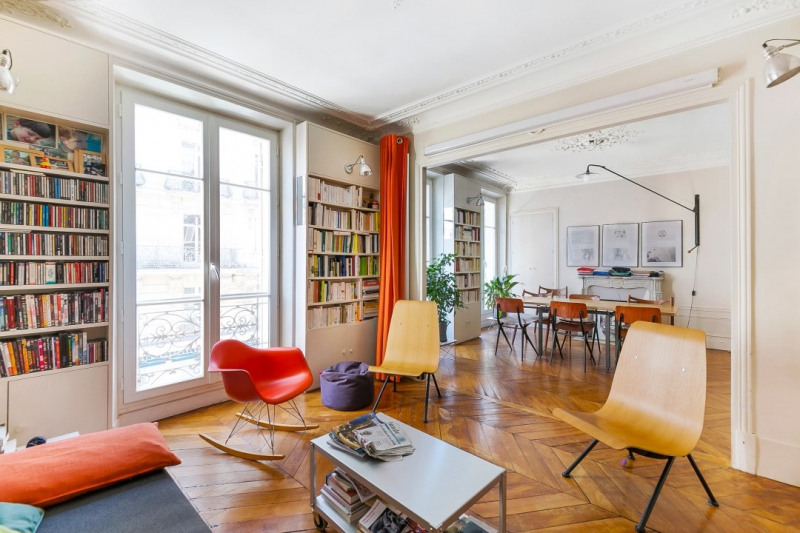 Vente appartement Paris 8ème 970 000€ - Photo 2