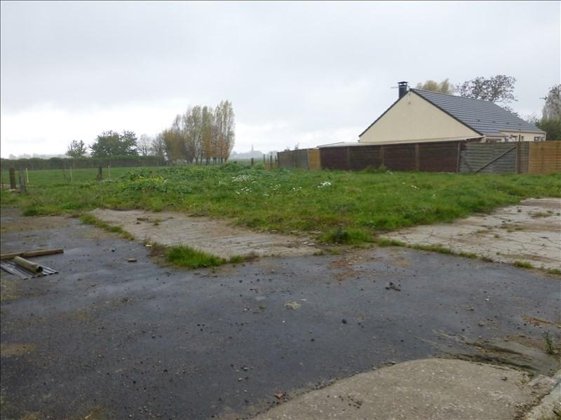 Vente terrain Richebourg 59900€ - Photo 1