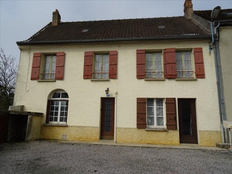 Vente maison / villa Villers cotterets 130000€ - Photo 1