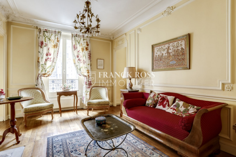 Location appartement Paris 6ème 3 220€ CC - Photo 2