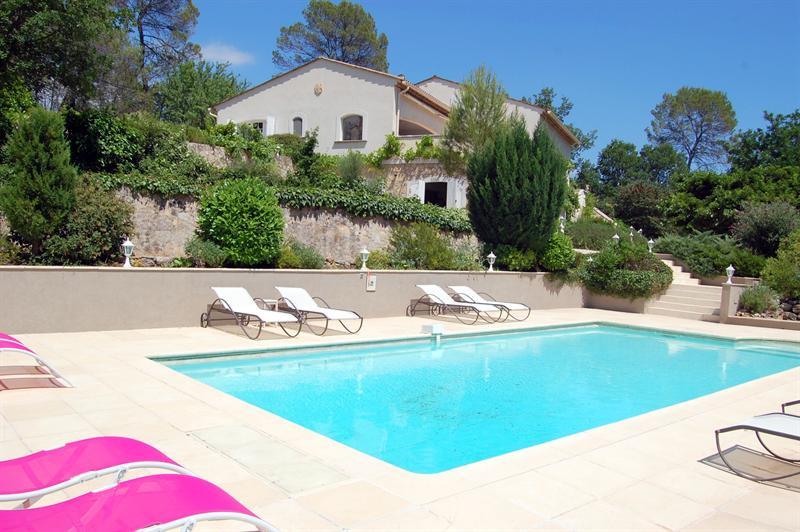 Revenda residencial de prestígio casa Tourrettes 895000€ - Fotografia 2