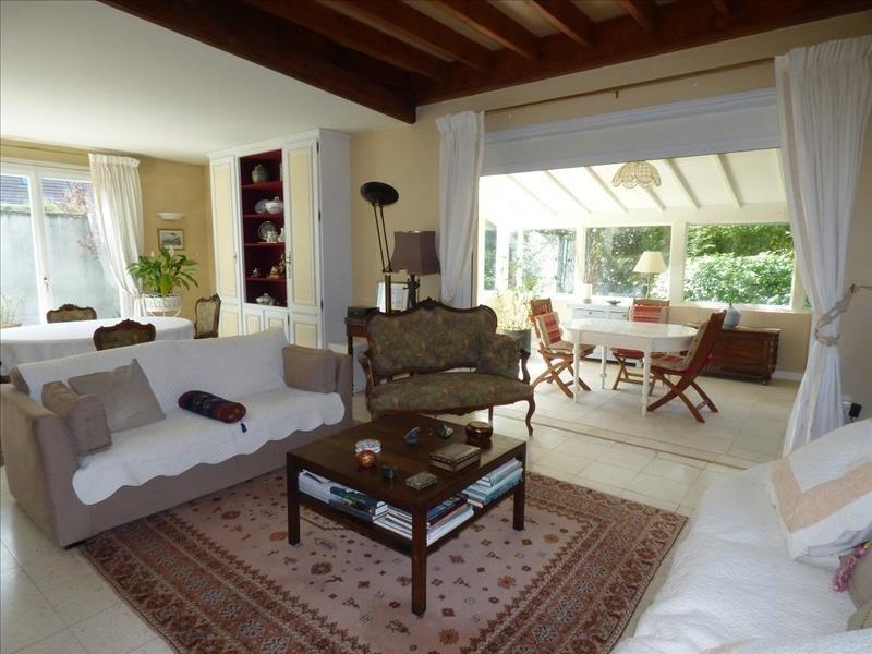 Vente maison / villa Courteuil 398000€ - Photo 4