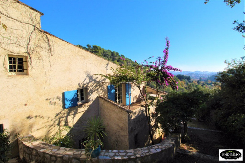 Deluxe sale house / villa La colle sur loup 1 090 000€ - Picture 2