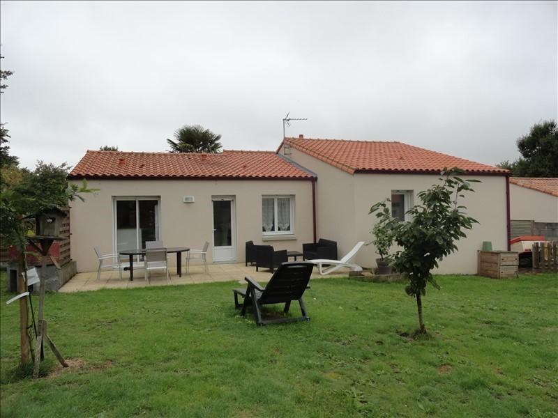 Vente maison / villa Cugand 223900€ - Photo 1