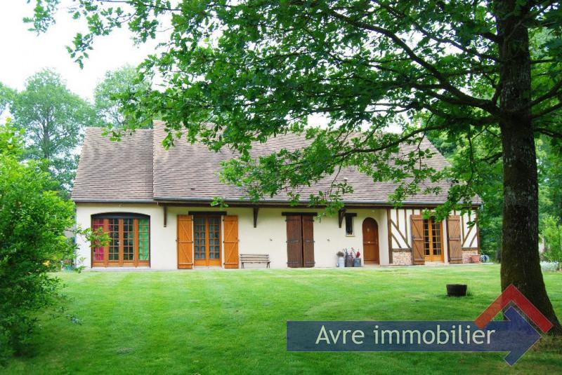 Sale house / villa Verneuil d avre et d iton 247000€ - Picture 1