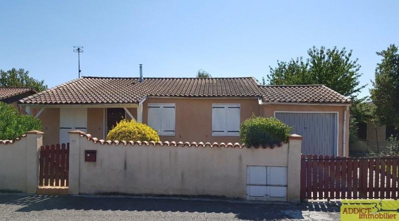Vente maison / villa Secteur aucamville 255000€ - Photo 1