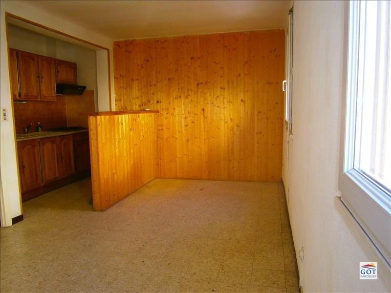 Verhuren  appartement Torreilles 550€ CC - Foto 1