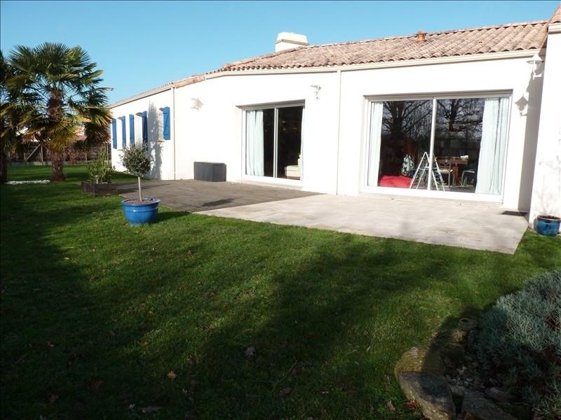 Vente de prestige maison / villa Mouilleron le captif 320500€ - Photo 1