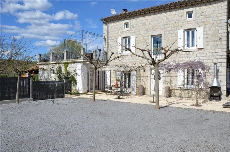 Vente maison / villa Ruoms 325500€ - Photo 1