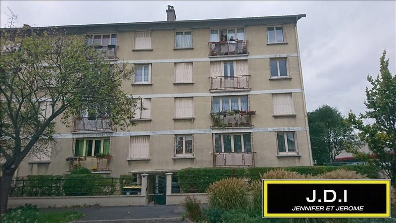 Vente appartement Villetaneuse 145000€ - Photo 1
