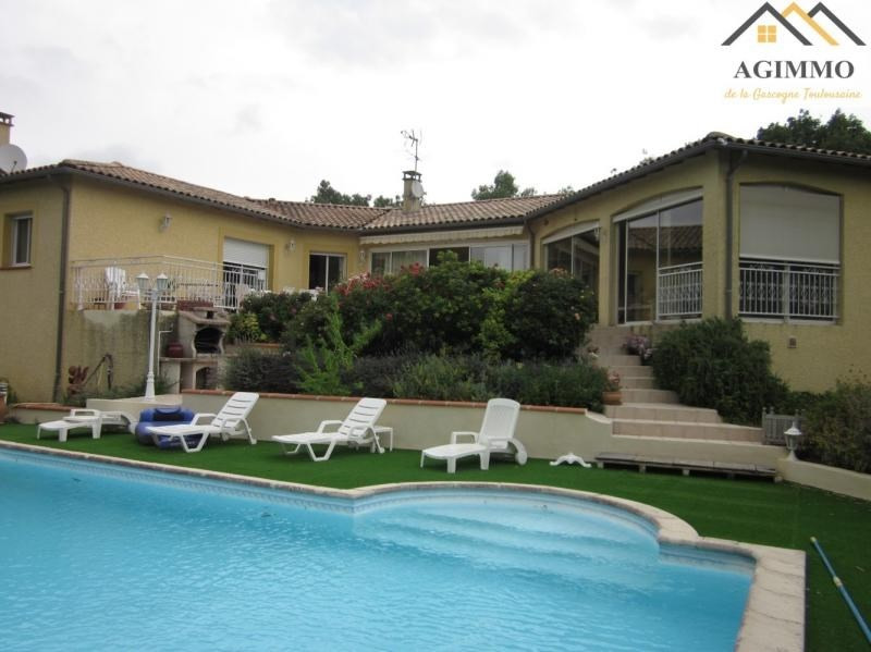 Sale house / villa L isle jourdain 410 000€ - Picture 1