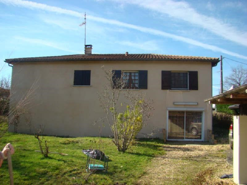 Vente maison / villa Montpon menesterol 168 000€ - Photo 2
