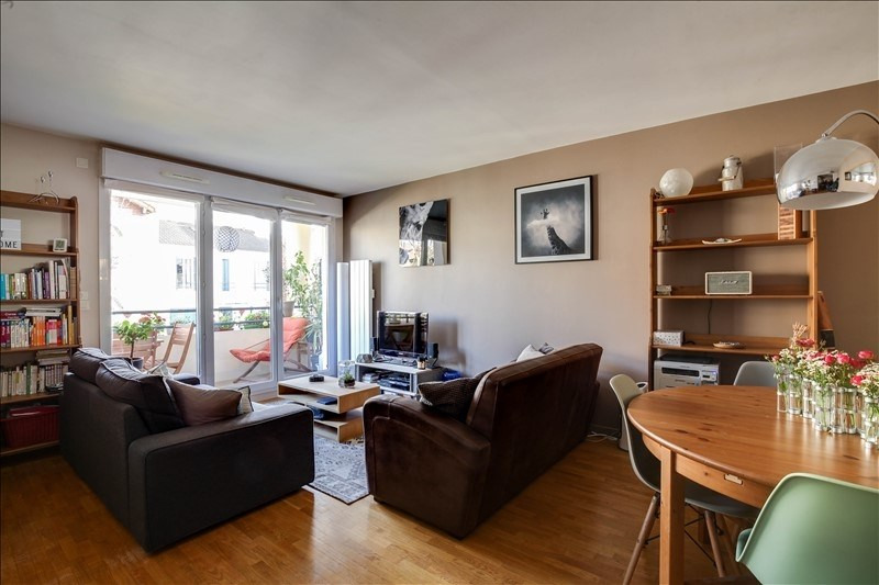 Vente appartement Asnieres sur seine 523 000€ - Photo 2