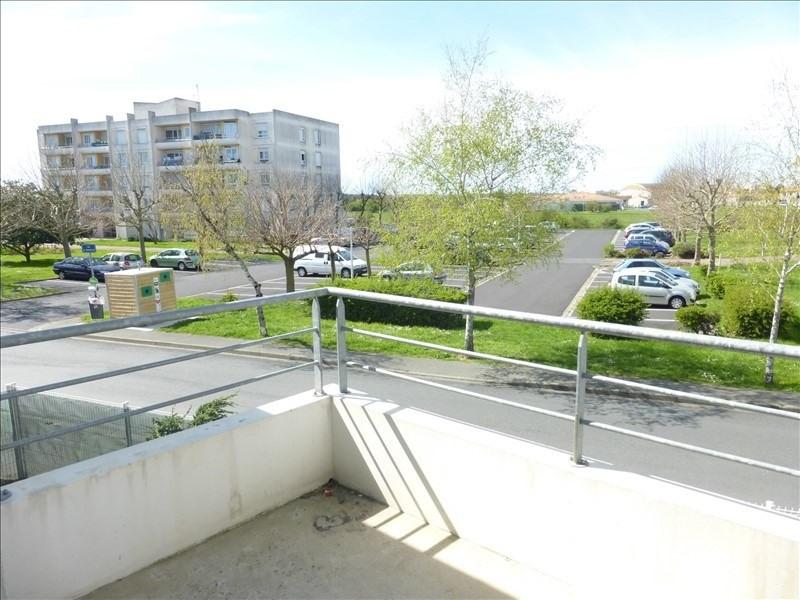 Produit d'investissement appartement Rochefort 112900€ - Photo 1