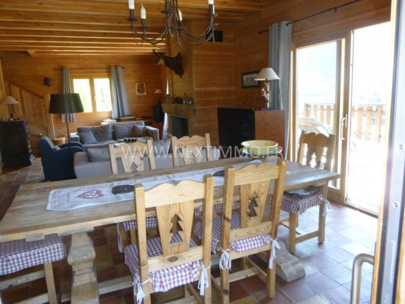 Vente maison / villa Valdeblore 520000€ - Photo 1