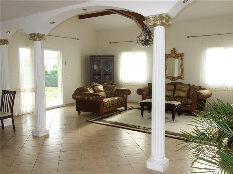 Sale house / villa Bourgoin-jallieu 449000€ - Picture 2