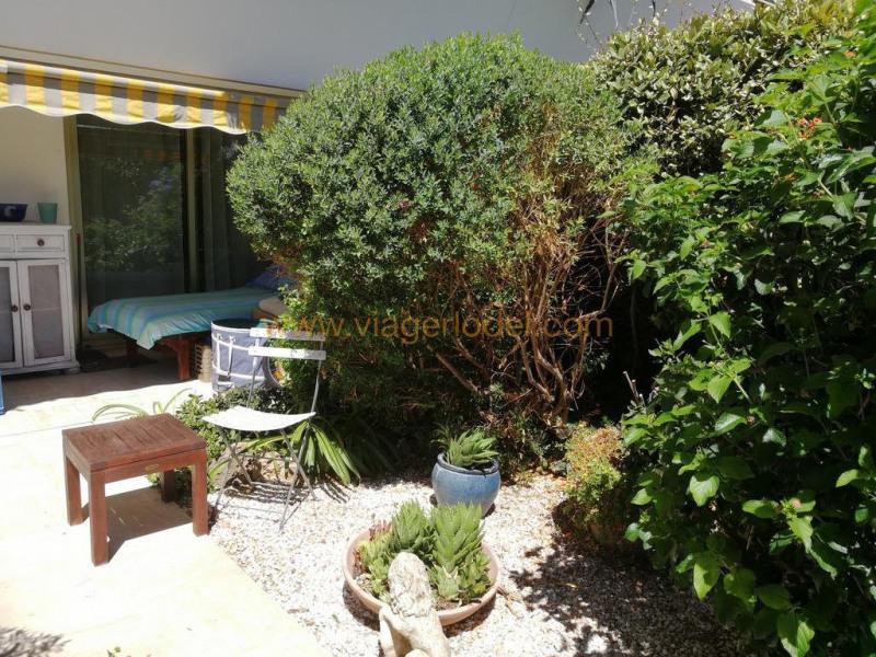 Vitalicio  apartamento Villeneuve-loubet 102000€ - Fotografía 6