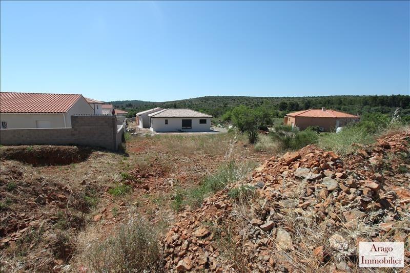 Vente terrain Opoul perillos 99700€ - Photo 1