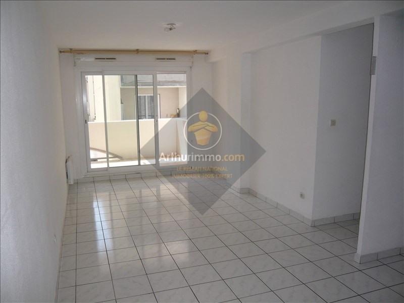 Rental apartment Sete 650€ CC - Picture 2
