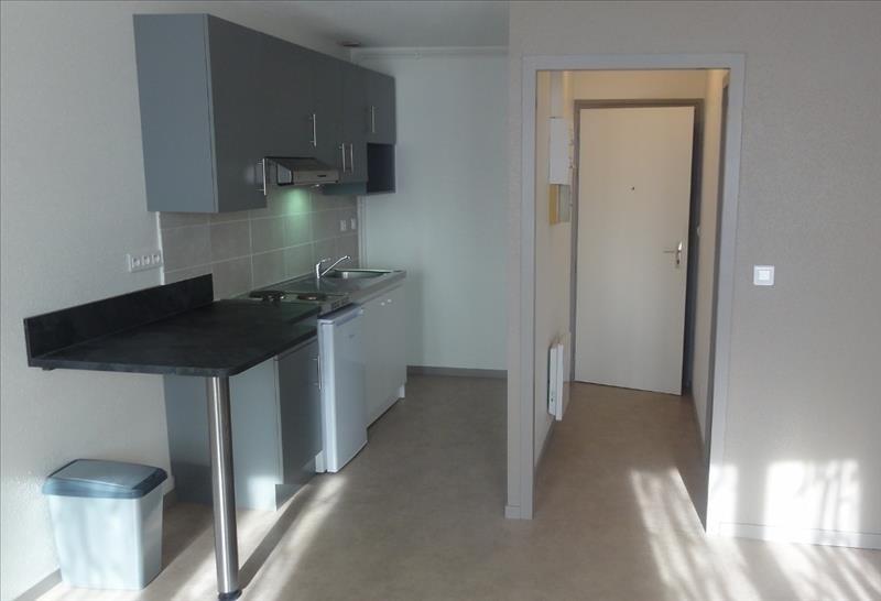 Rental apartment Roanne 280€ CC - Picture 1