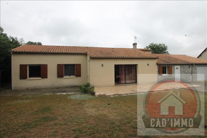 Vente maison / villa Monbazillac 245000€ - Photo 1