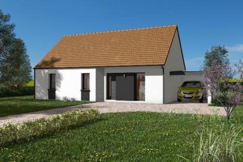Maison  4 pièces + Terrain 1100 m² Richelieu par maisons PRIMEA