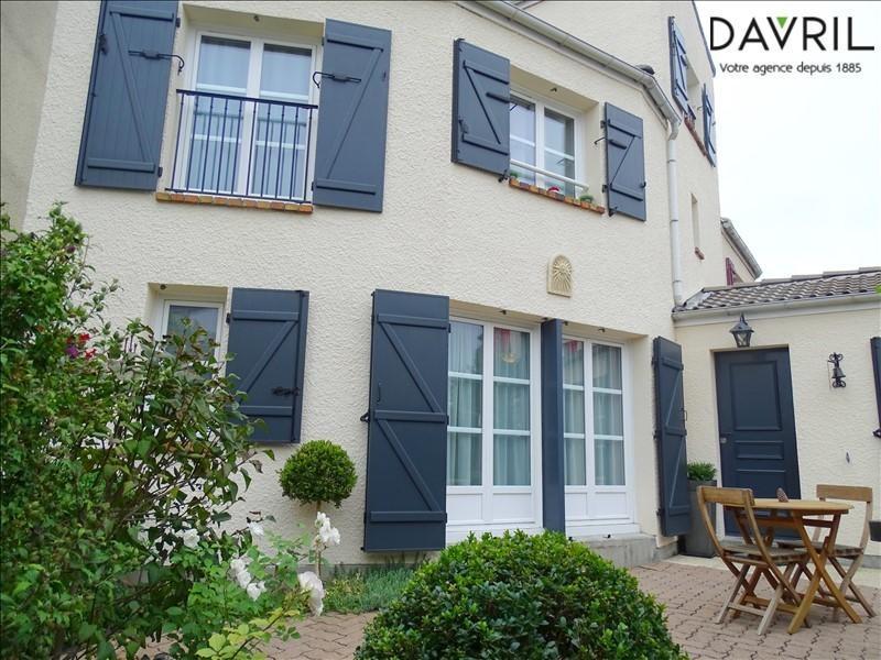 Vente maison / villa Herblay 319500€ - Photo 1