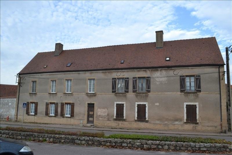 Vente maison / villa La roche en brenil 69500€ - Photo 1