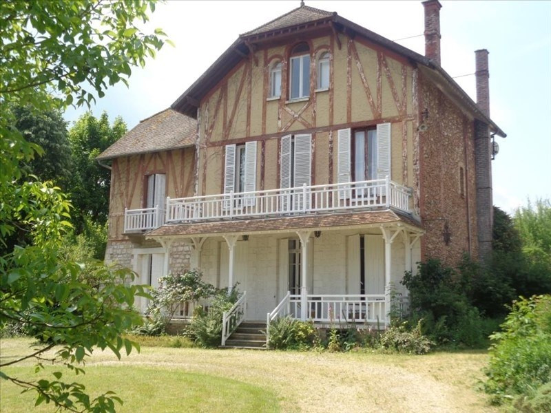Sale house / villa Bois le roi 960000€ - Picture 1