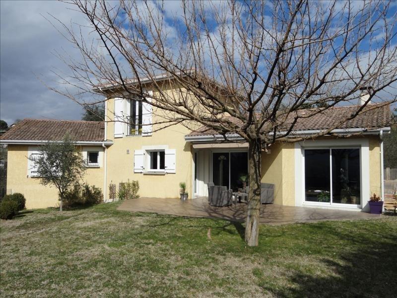Sale house / villa St clair du rhone 370000€ - Picture 1