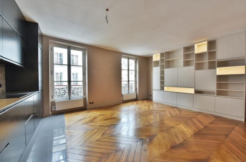 Vente appartement Paris 4ème 735 000€ - Photo 1
