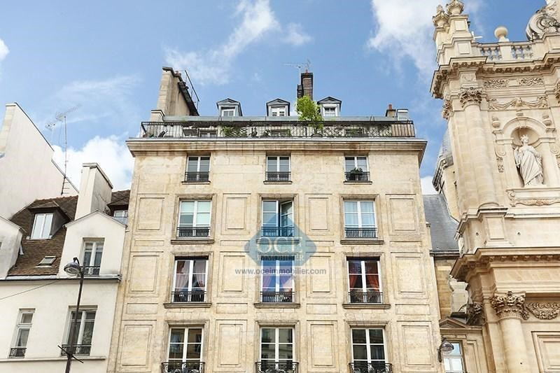 Vente appartement Paris 4ème 618 000€ - Photo 1