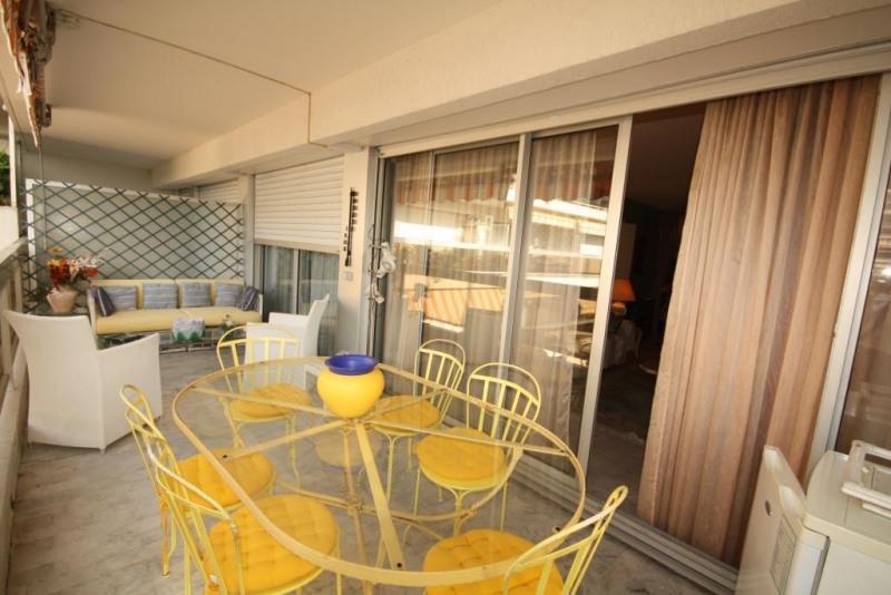Vacation rental apartment Juan les pins  - Picture 1