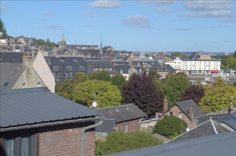 Vente de prestige appartement Honfleur 219000€ - Photo 3