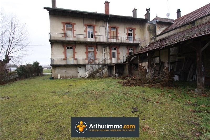 Vente maison / villa Morestel 159000€ - Photo 1