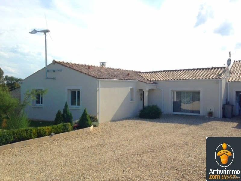 Sale house / villa Aumagne 256000€ - Picture 2