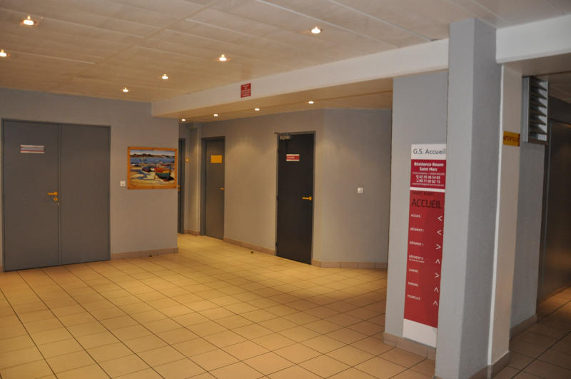 Investment property apartment Rouen 49200€ - Picture 1