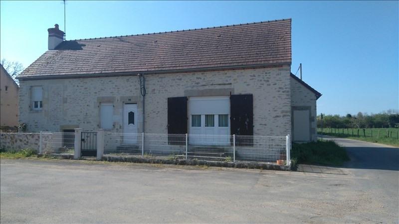 Venta  casa St pierre le moutier 165000€ - Fotografía 1