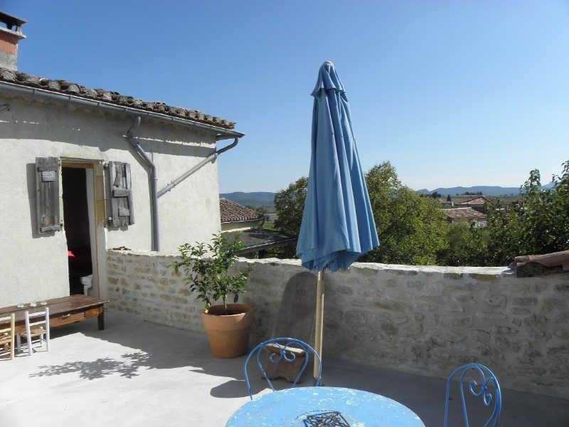 Vendita casa Barjac 191500€ - Fotografia 1