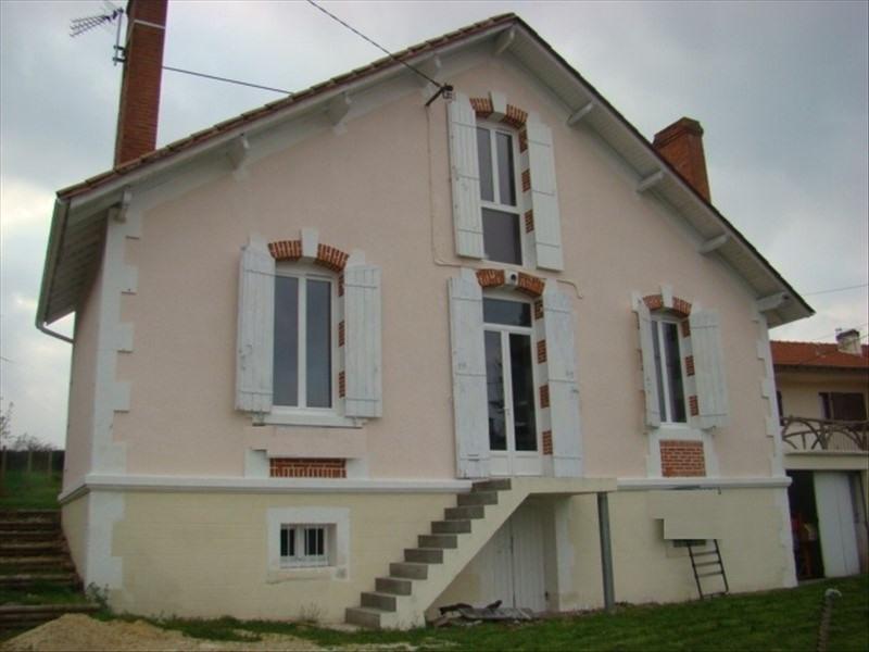 Vente maison / villa Montpon menesterol 121000€ - Photo 1