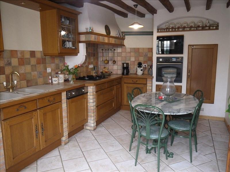 Sale house / villa Fontenay mauvoisin 360000€ - Picture 4