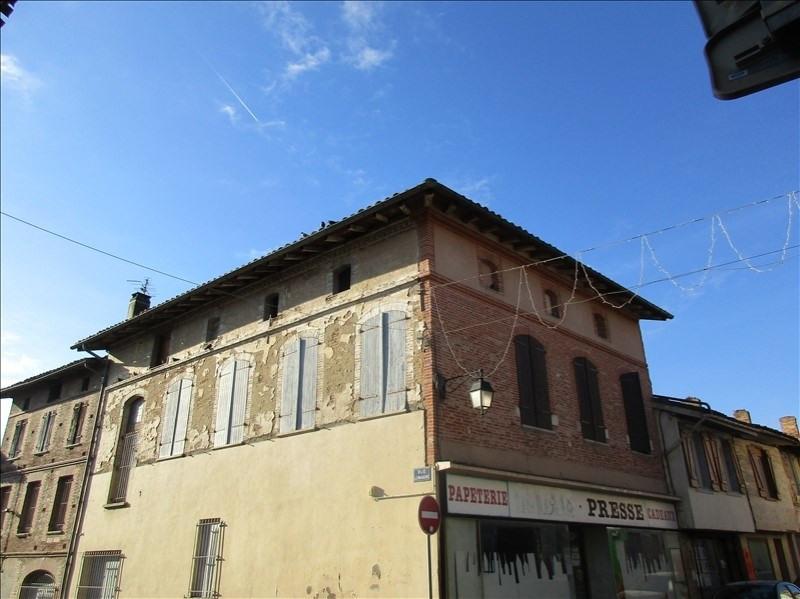 Vente immeuble Beaumont de lomagne 99000€ - Photo 1