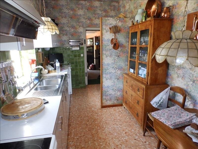Vente maison / villa Lucenay les aix 214000€ - Photo 5