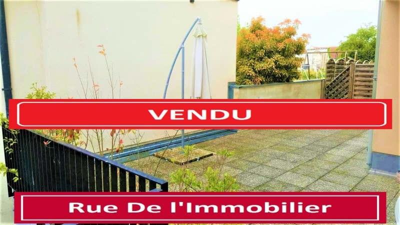 Vente appartement Geudertheim 150000€ - Photo 1